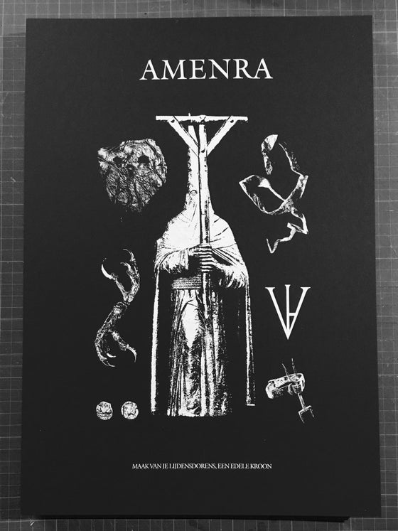 Image of AMENRA European Tour 2018 - Priest Poster