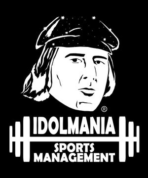 Image of IDOLMANIA SPORTS MANAGEMENT TEE SHIRT