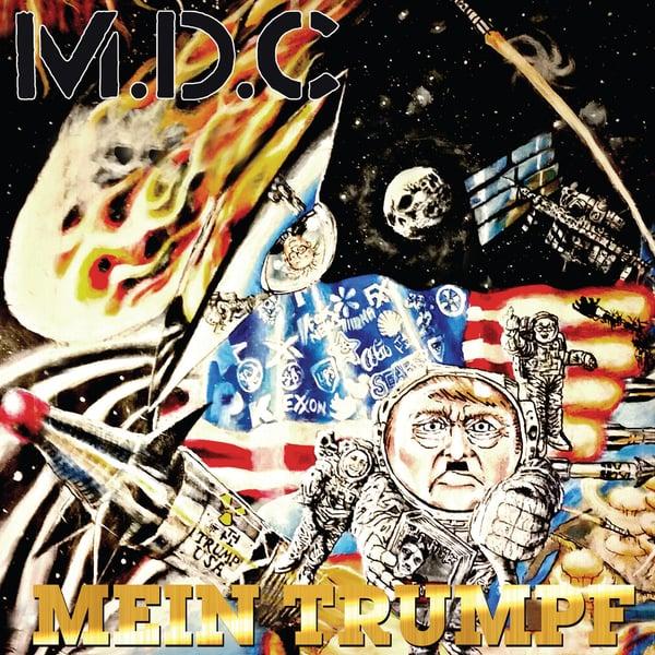 Image of MDC - Mein Trumpf VINYL