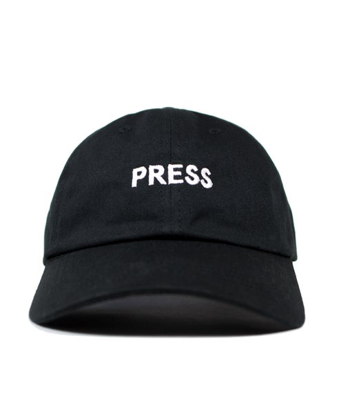 Image of Credentials Hat Black