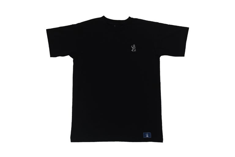 Image of Broski - Medallion T Shirt Black