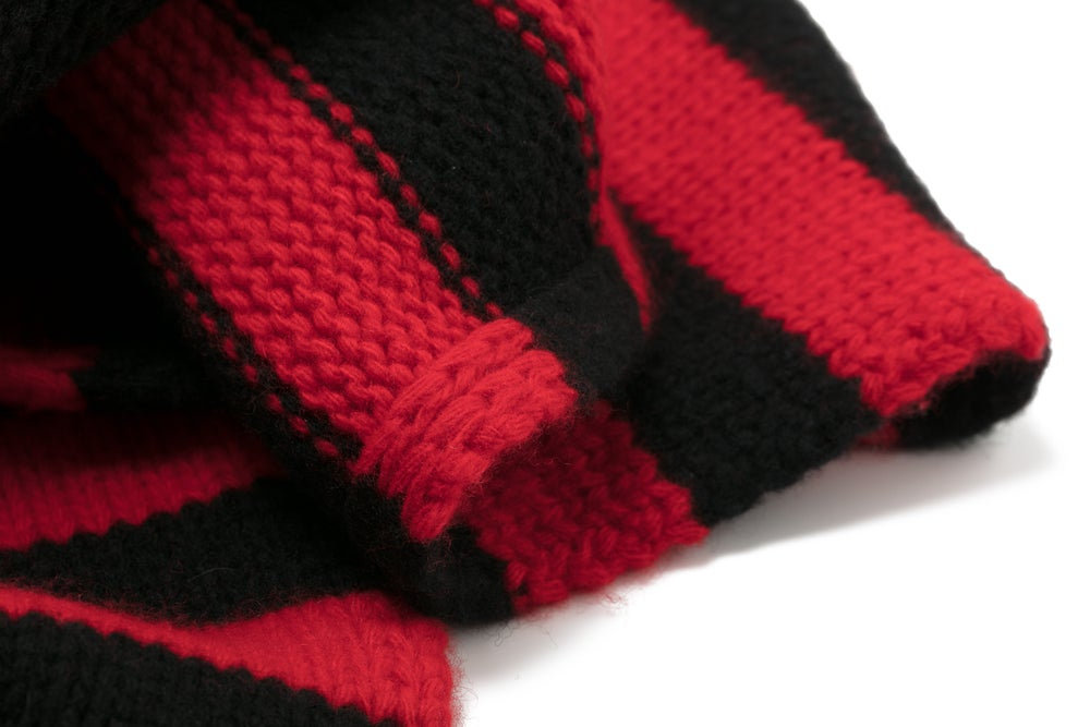 Image of équipe N3-F3 extra long scarf