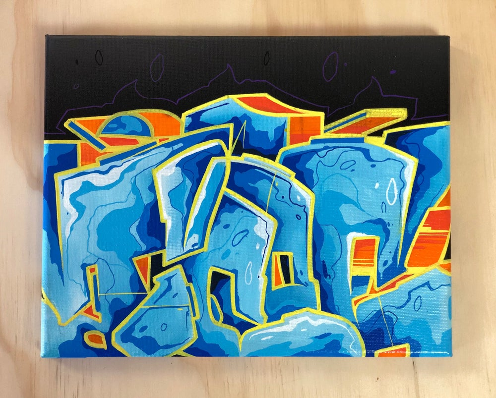 Image of Ticoe Canvas 6