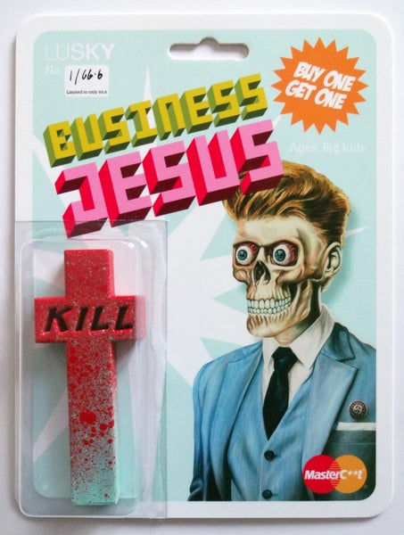 Image of Business Jesus
