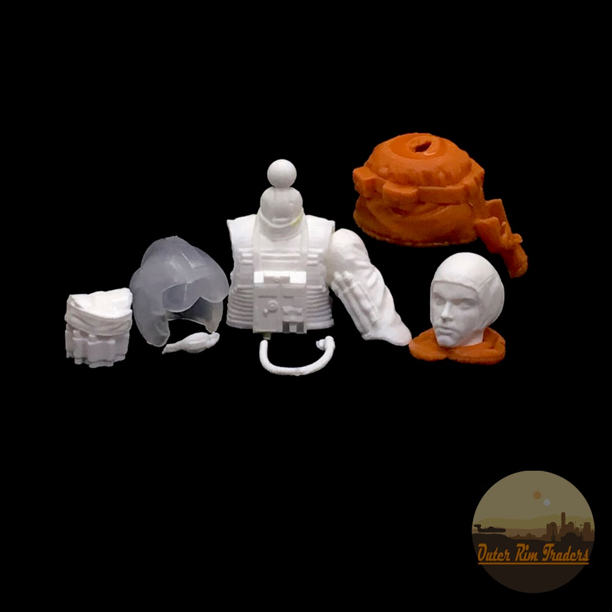 Image of Hoth Red Five Pilot Kit