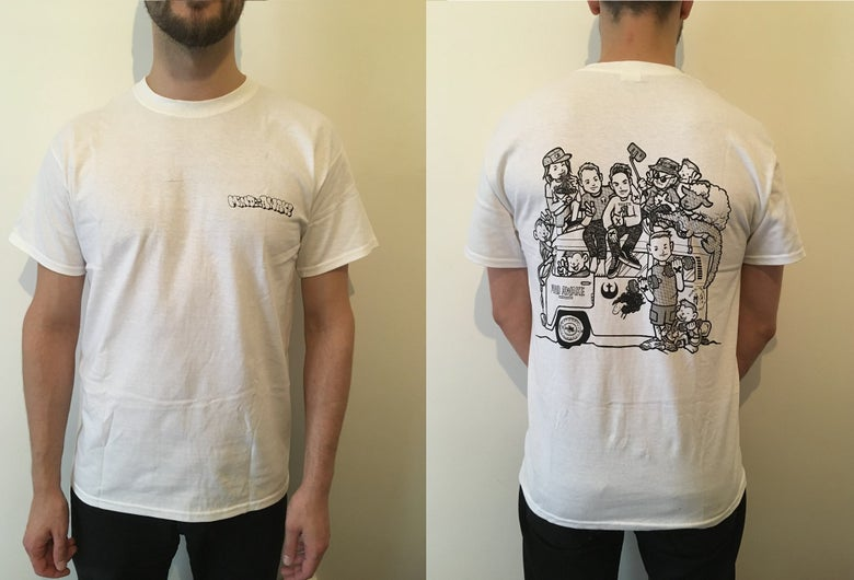 "Image of The ""Tour"" - T-shirt"