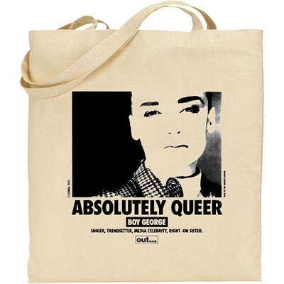Image of ABSOLUTELY QUEER - TOTE BAG