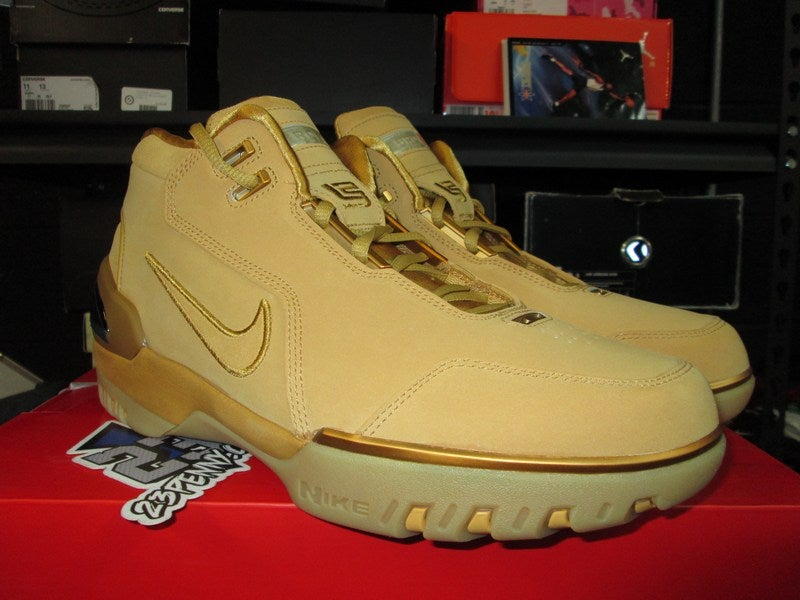 "Image of Air Zoom Generation QS ""Wheat"" 2018"