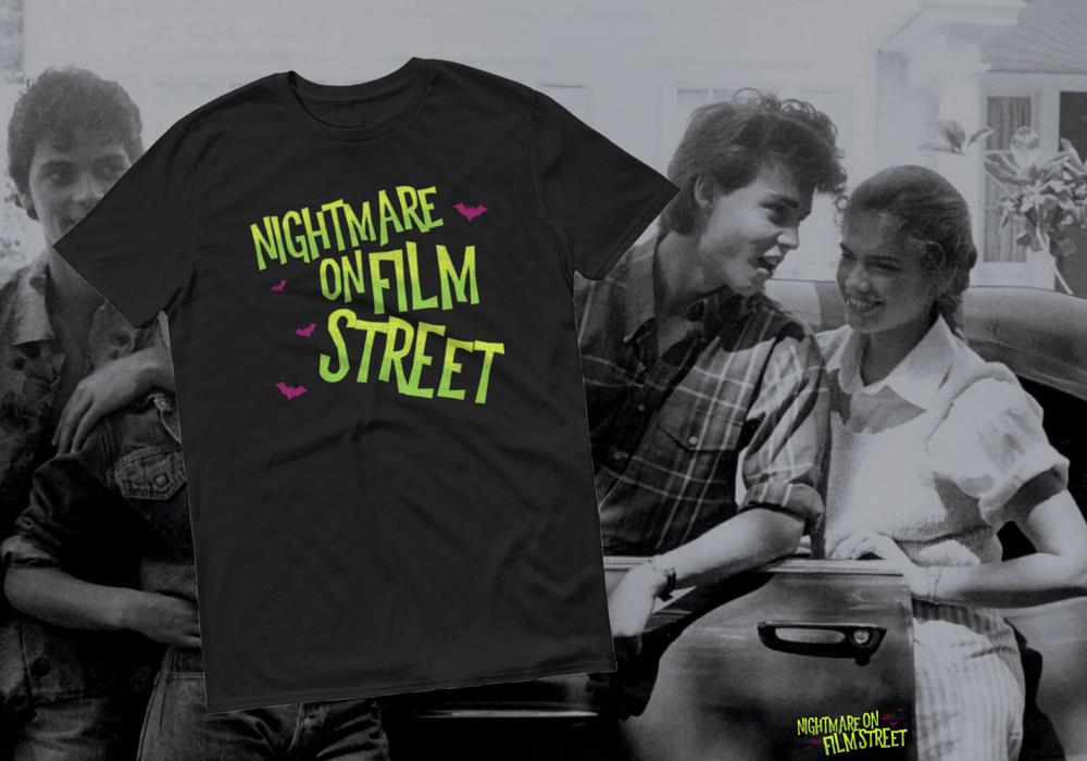 Image of Nightmare on Film Street Tee - Unisex