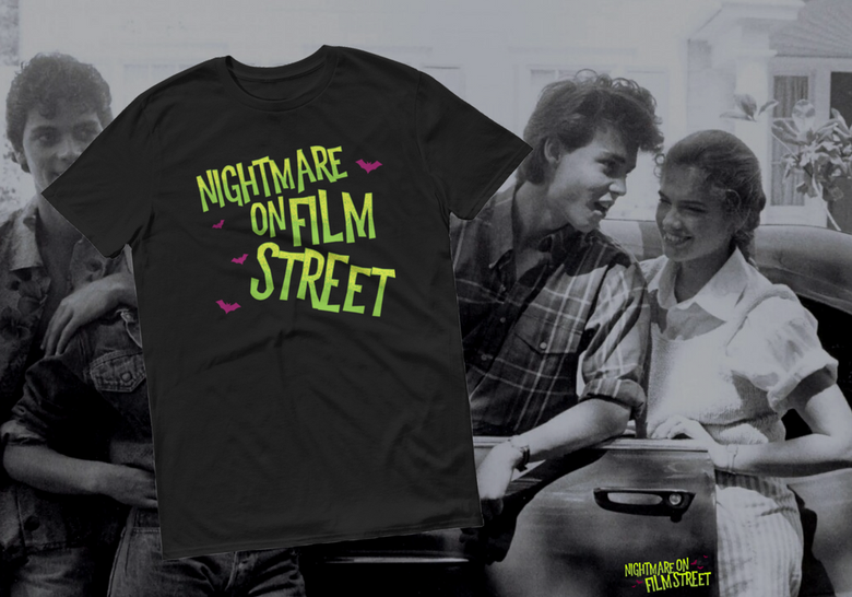 Image of Nightmare on Film Street Tee - Unisex