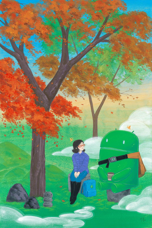 Robot Love - Maple Whispers