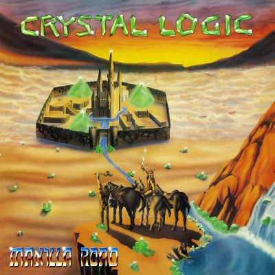 Image of Crystal Logic - LP