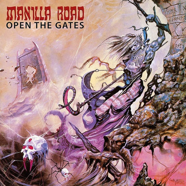 Image of Open The Gates - LP