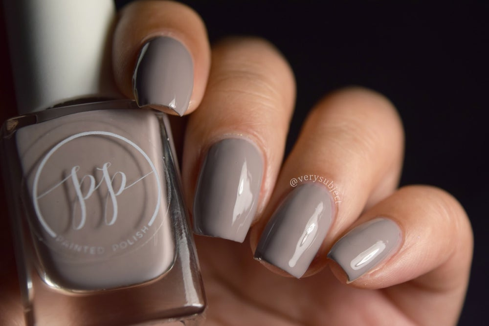 Image of Stamped in Taupe