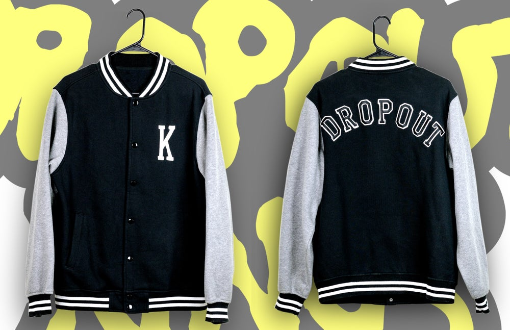 Image of DoK Varsity Jackets <b>PRE-ORDER</b>