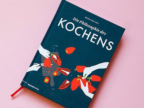 Image of BUCH Die Philosophie des Kochens