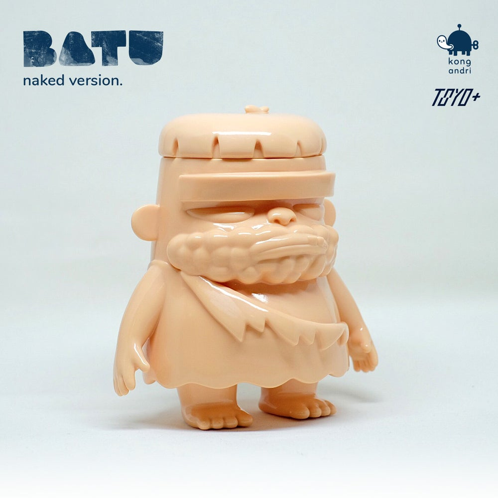 Image of si BATU - Naked Version