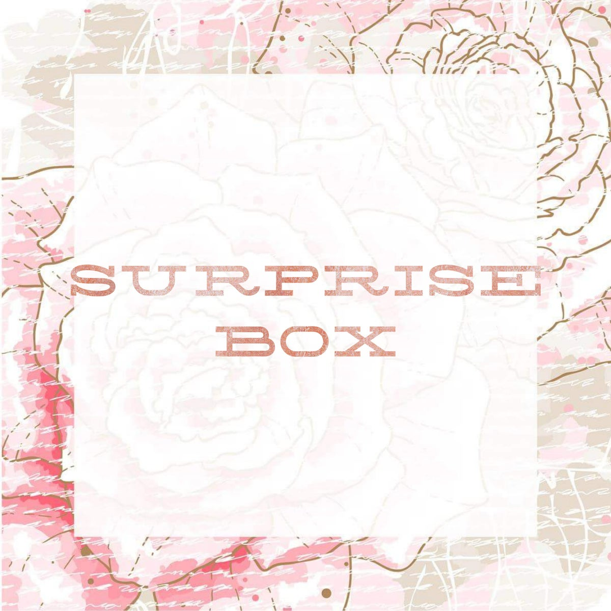 Image of Surprise Bow Box - Choose your budget