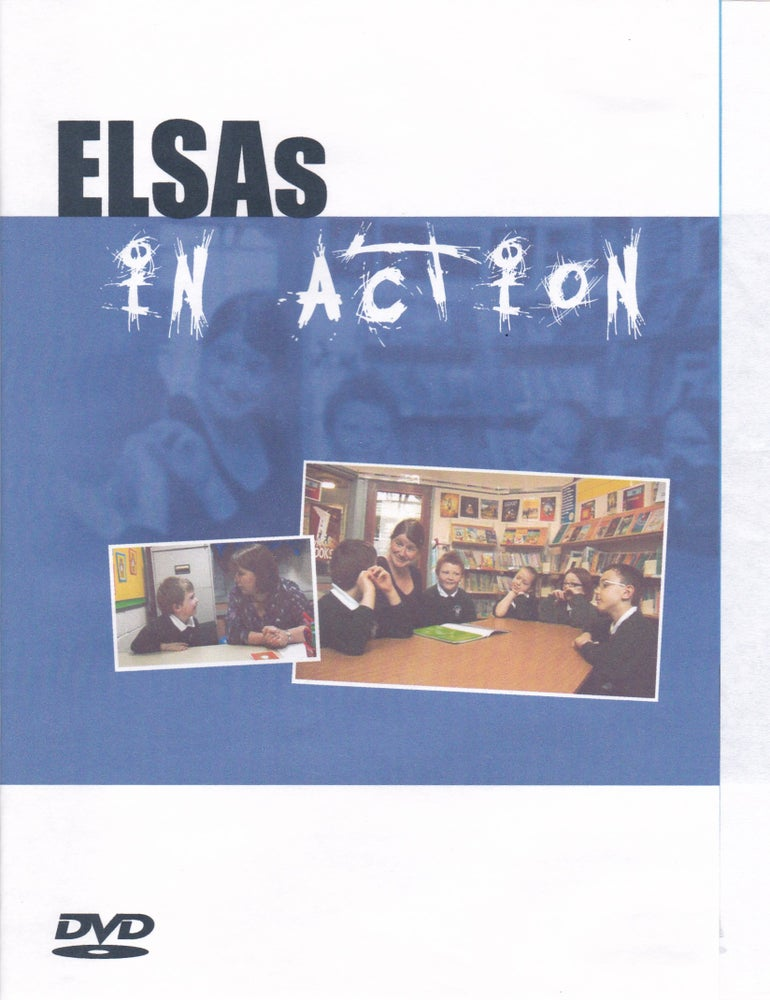 Image of ELSAs in Action DVD