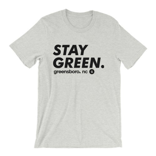 "Image of ""Stay Green"" Tee"