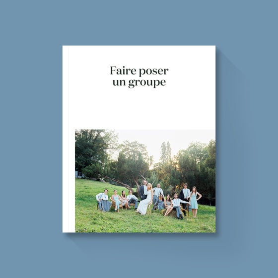 Image of PDF / Faire poser un groupe