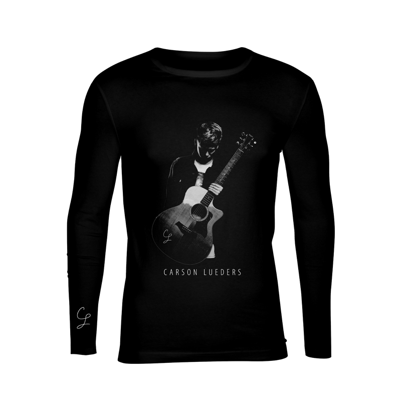 Image of Carson Guitar Long Sleeve