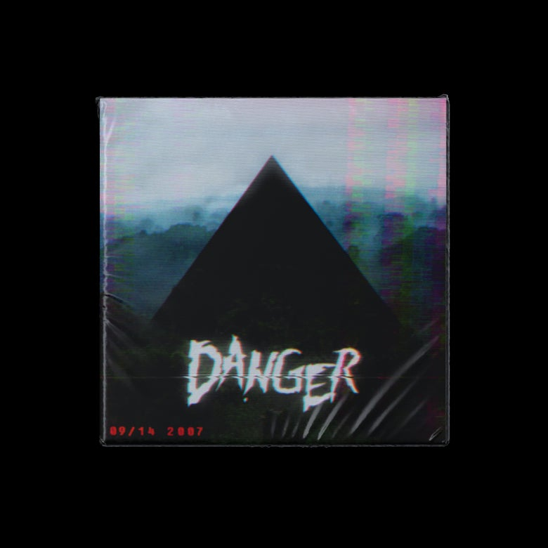 "Image of Danger - 09/14 2007 EP - 12"" Vinyl"