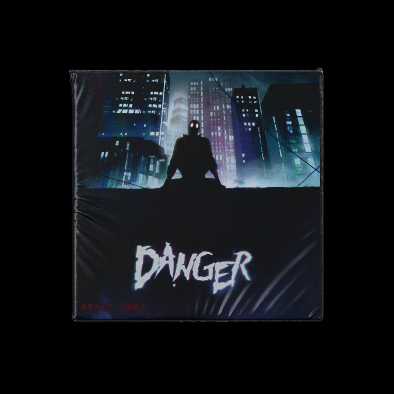 "Image of Danger - 09/17 2007 EP - 12"" Vinyl"
