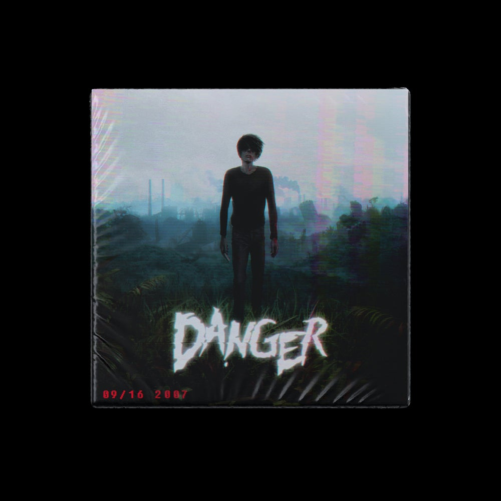 "Image of Danger - 09/16 2007 EP - 12"" Vinyl"