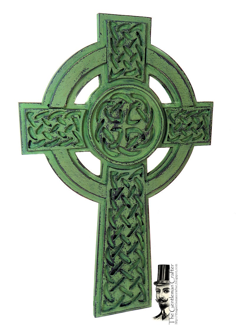 Image of The Celtic Cross No Paper