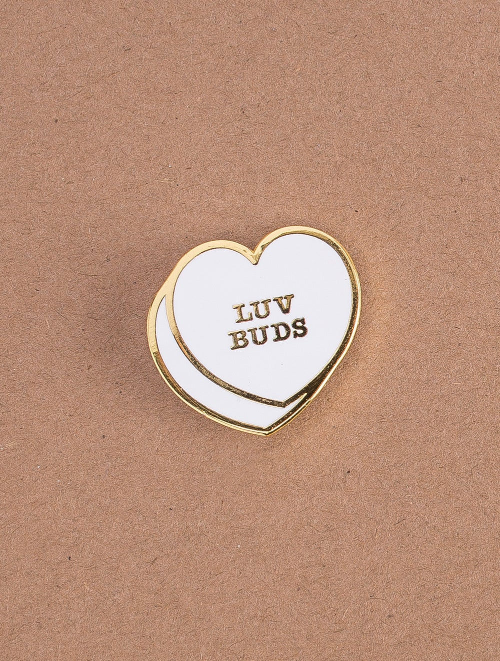 Image of Love Buds Pin
