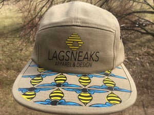 Image of BeeHive 5 Panel Hat