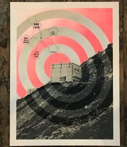 Image of Arriver / Masonic Wave / Stomatopod 2018 poster