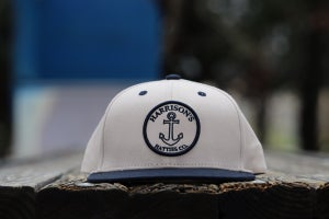 Image of Harrison's Hatties 'Anchors Away' Snap Back