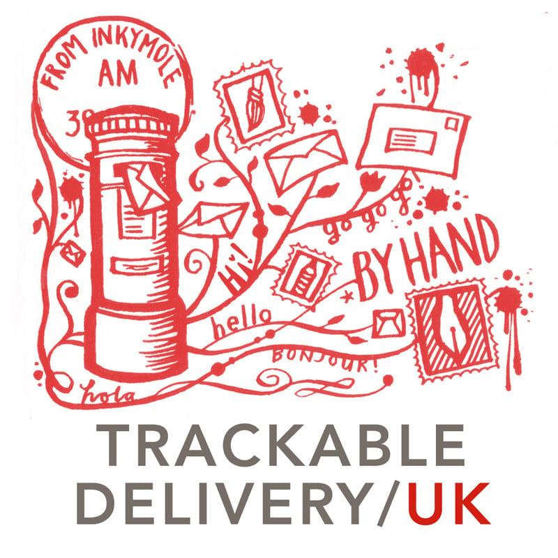 TRACKED POSTAGE / UK