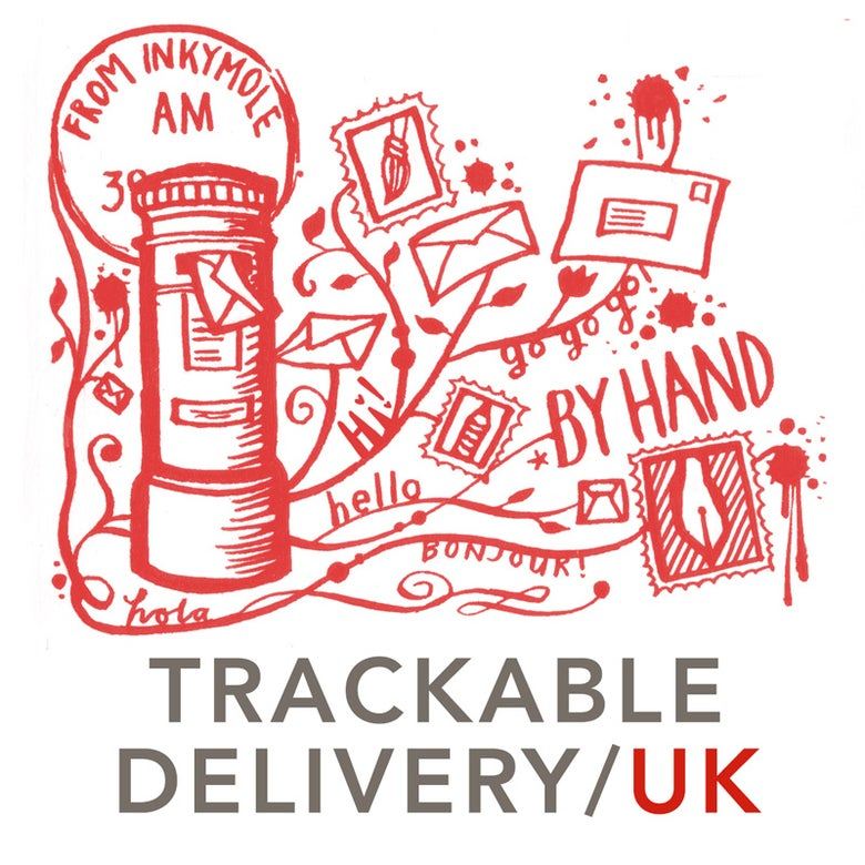 Image of TRACKED POSTAGE / UK
