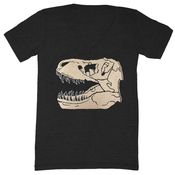 Image of Fossil V-Neck - Unisex XS
