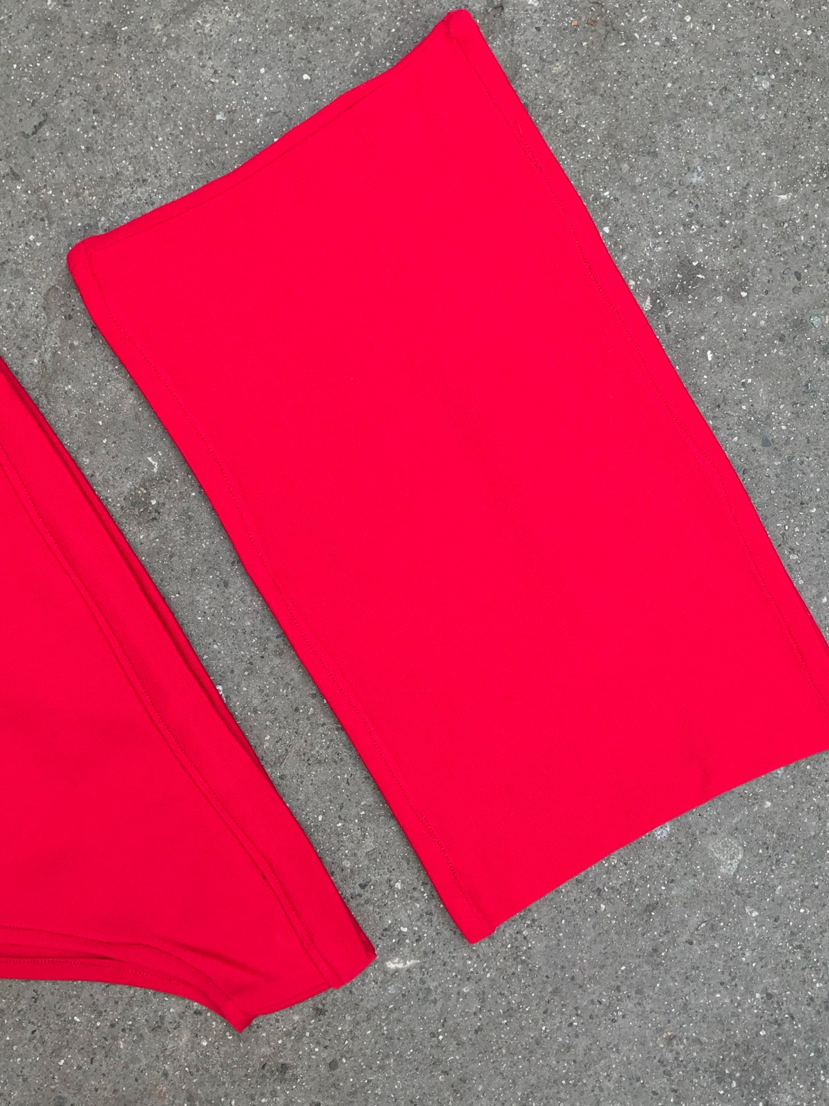 Image of RED 2 piece set