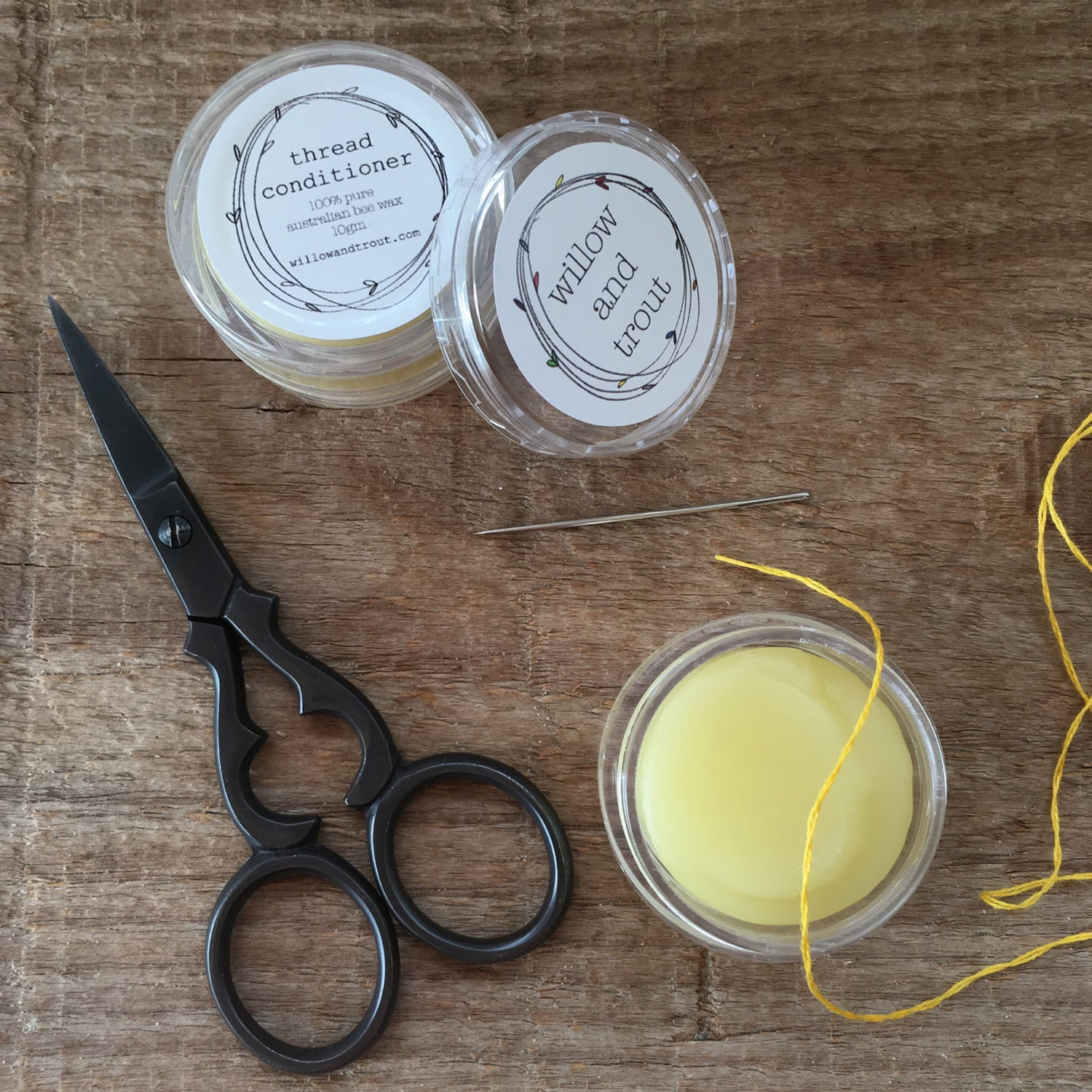 Image of Willow and Trout Thread Conditioner
