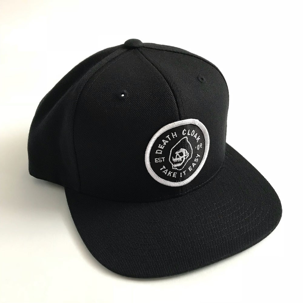 Image of TAKE IT EASY | SNAP BACK HAT
