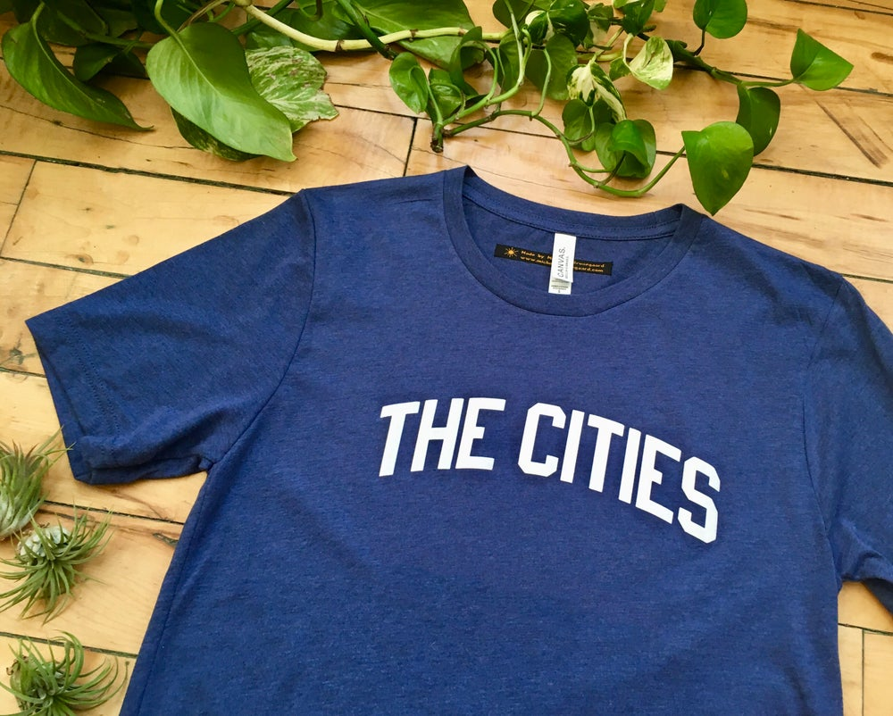 Image of The Cities Flock Tee - Unisex