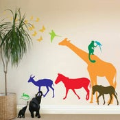 Image of Safari Animals