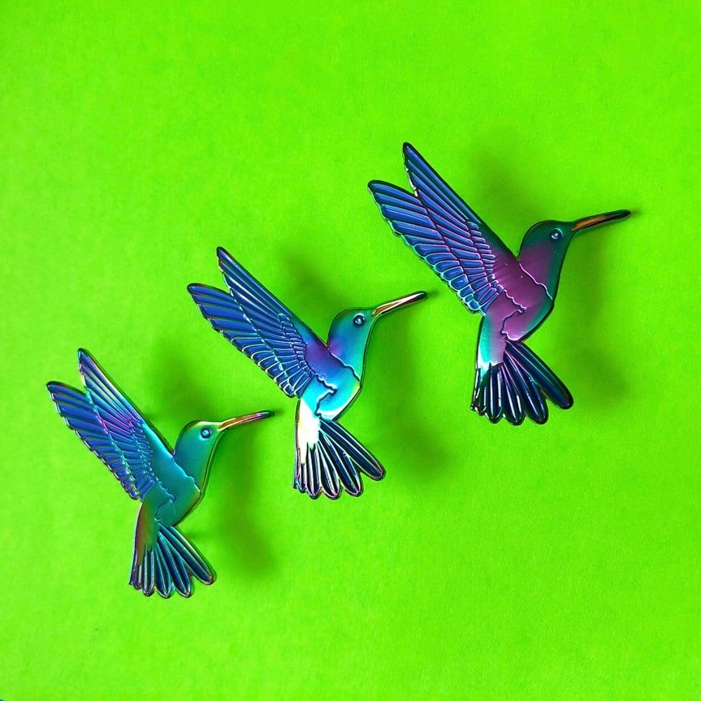 NATURAL TREASURE - HUMMINGBIRD