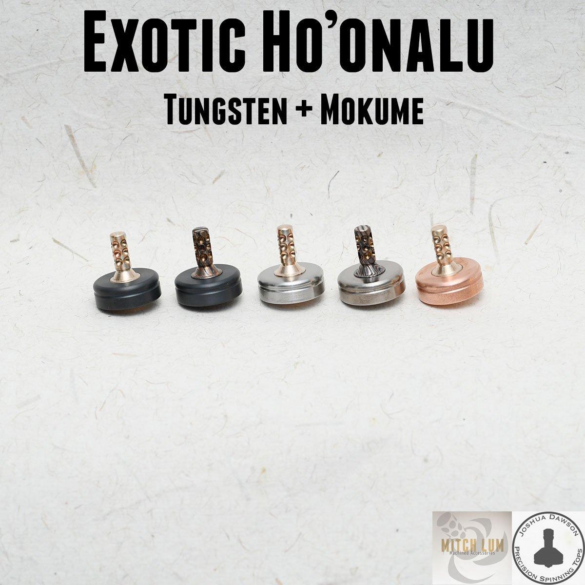 Exotic Ho'onalu - Mokume Core