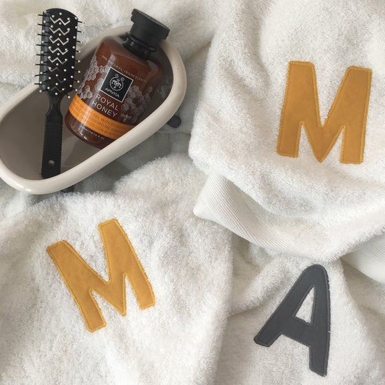 Image of Personalized towel