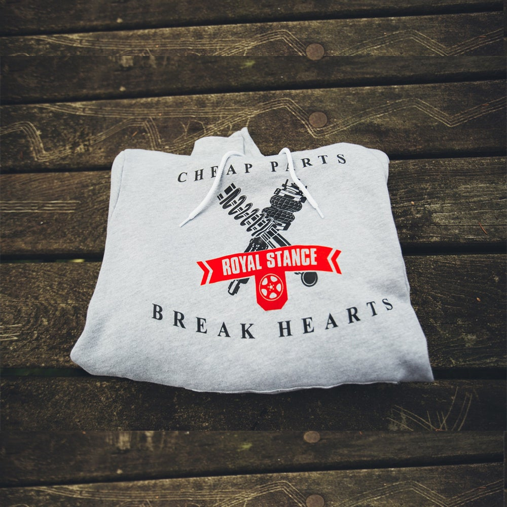 Image of Cheap Parts - Break Hearts