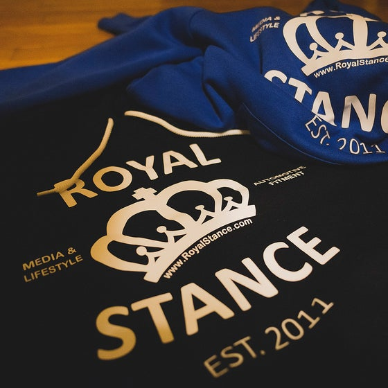 Image of Royal Stance EST Hoodie