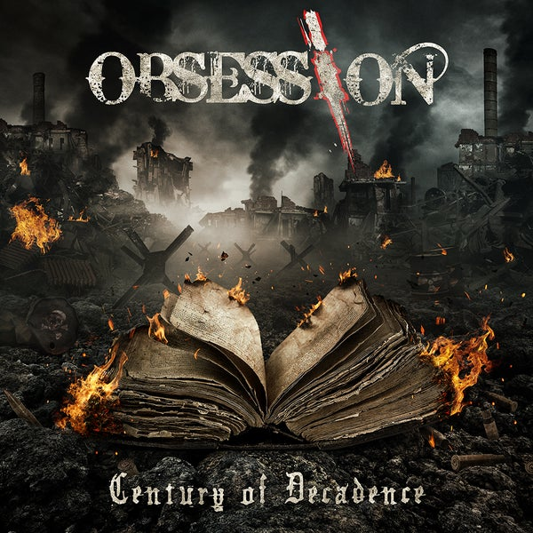 Image of OBSESSION-Century of Decadence