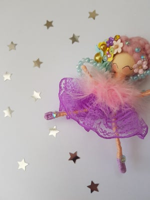 Image of Custom Decorative Bespoke Fairies - made to order (Tiny, Small and Large)