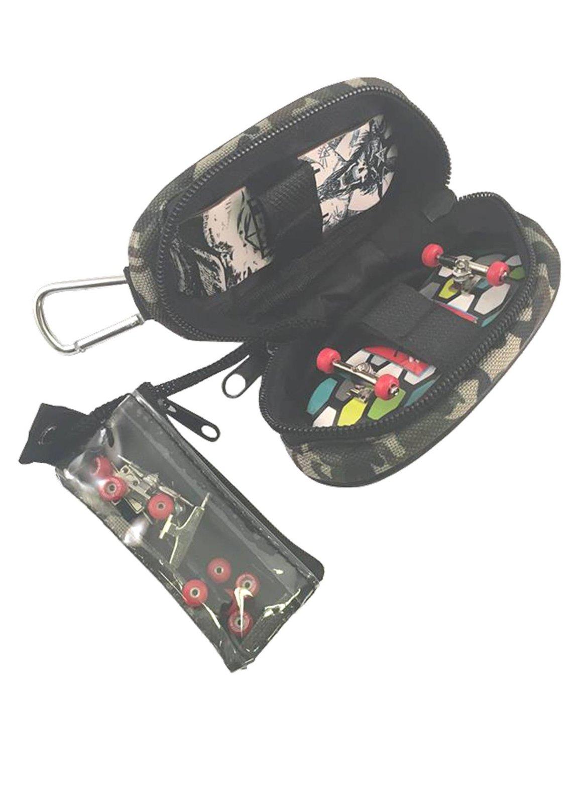 Fbuk Carry Case Gear Bag Camo Fingerboards Uk Shop